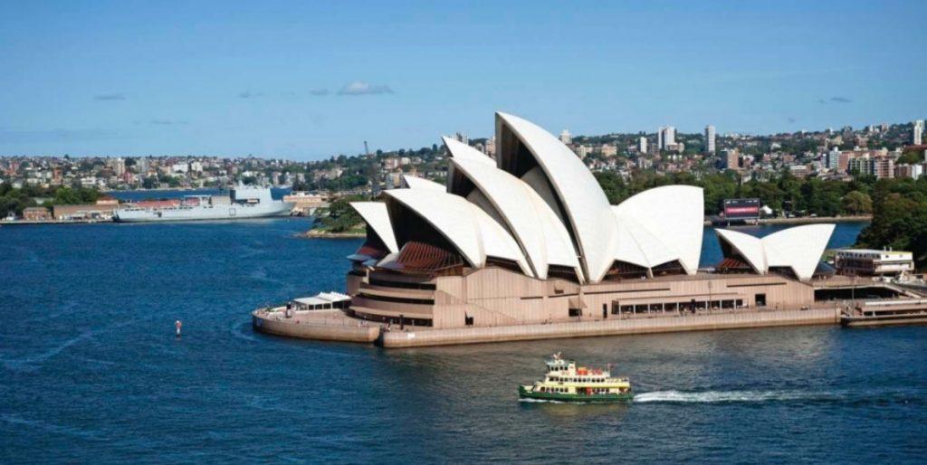 澳大利亞的雙重國籍政策